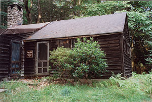 Photo of the Capen Cabin